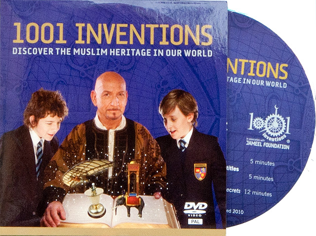 Education Programme 1001 Inventions