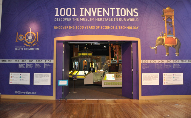 london science museum 1001 inventions