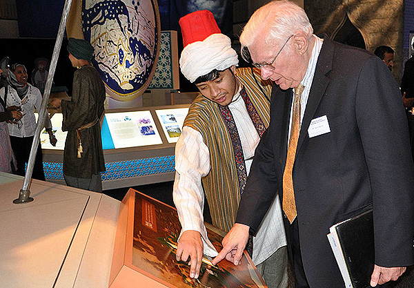 1001 Inventions Science Museum New York Muslim Islamic Civilization