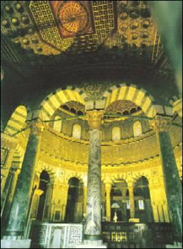 Source: www.islam.org/.../MOSQUES/ Jerusalem/DRockin.htm