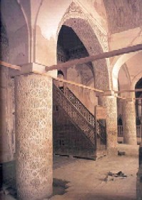 Source:  M. Hattstein and P. Delius (eds.) (2000), 'Islam Art and Architecture', Konemann, Cologne, p.111.