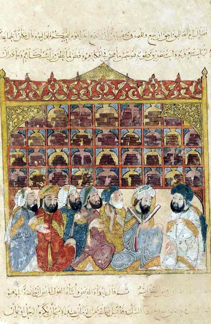 Islamic house of wisdom baghdad authoritative answer
