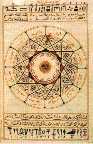 The Philosopher's Kaaba Arabic_alchemy_Kitab_al-Aqalim2