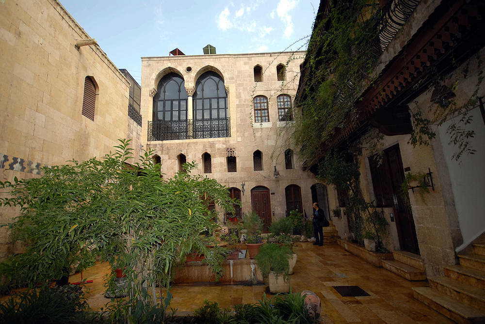 The Courtyard Houses of Syria | Muslim Heritage
