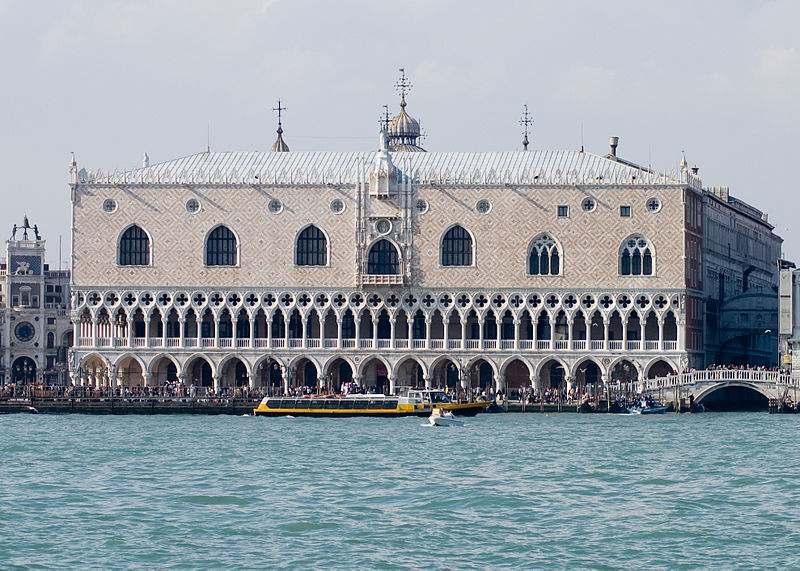 East Meets West in Venice Muslim Heritage