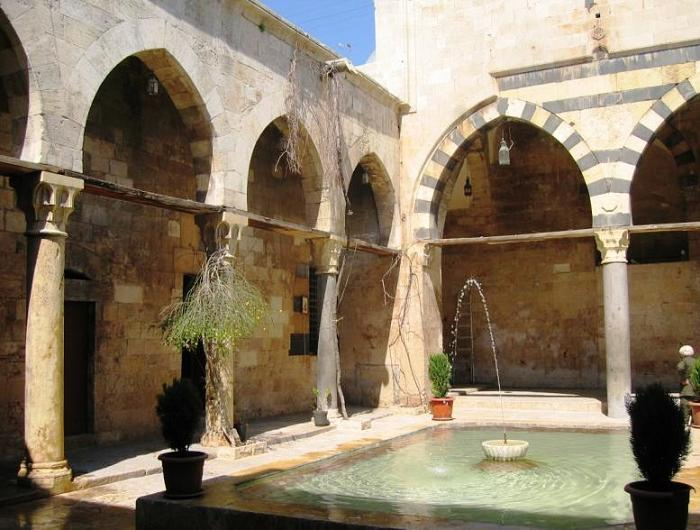 four medieval hospitals in syria muslim heritage